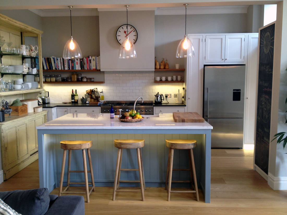 English Kitchen by Valley of Bath