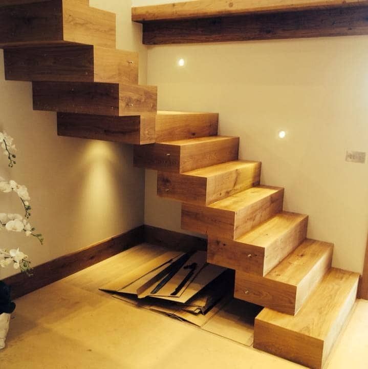 Carpentry Staircase in Bath