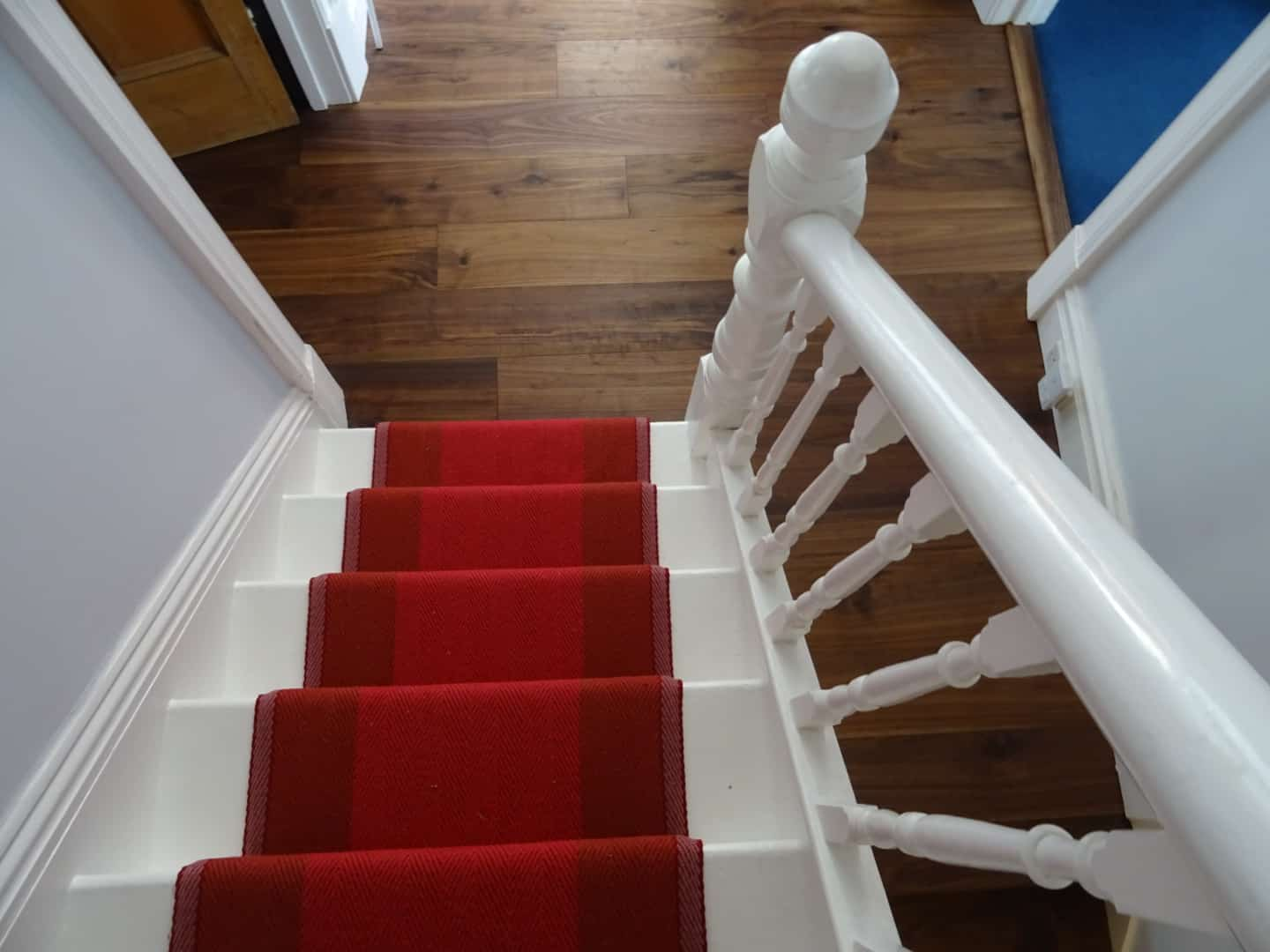 Bespoke Staircase and Banister in Bath