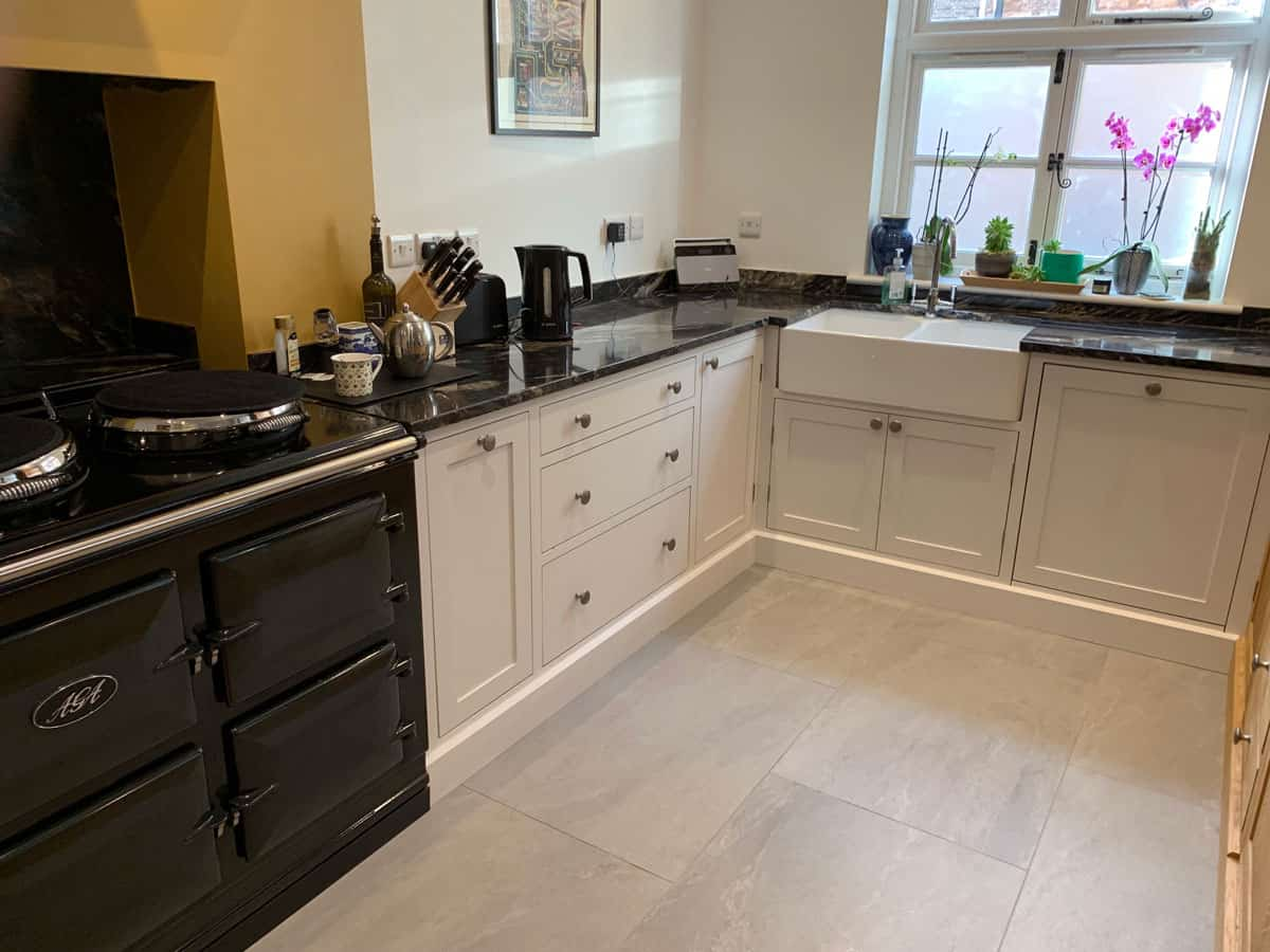 Handmade Kitchen in Somerset by Valley of Bath